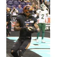 Arizona Rattlers wide receiver Anthony Amos