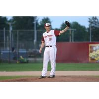 Wisconsin Rapids Rafters pitcher Chandler Greenfield