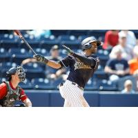 Wilkin Castillo of the Scranton/Wilkes-Barre RailRiders