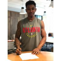 Atlanta Hawks Sign Jaylen Adams
