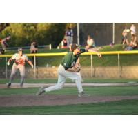 Medford Rogues pitcher Robby Ahlstrom struck out five over three innings of relief