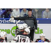 Vancouver Giants Athletic Therapist Mike Burnstein
