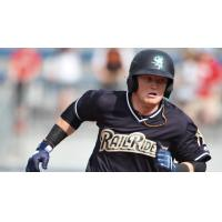 Clint Frazier of the Scranton/Wilkes-Barre RailRiders