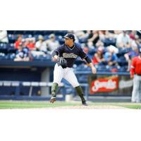 Scranton/Wilkes-Barre RailRiders pitcher Justus Sheffield