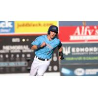 Everett AquaSox outfielder Ryan Ramiz