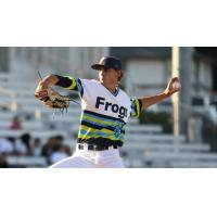 Everett AquaSox pitcher Max Roberts