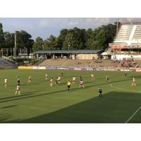 North Carolina Courage vs. the Washington Spirit