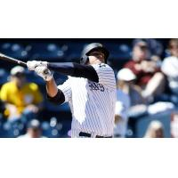 Mike Ford of the Scranton/Wilkes-Barre RailRiders