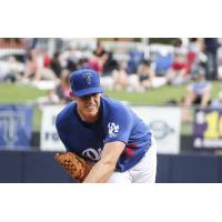 Tulsa Drillers pitcher Kyle Lobstein
