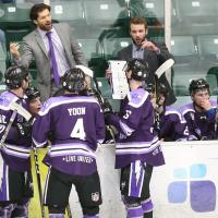 Tri-City Storm Associate Coach Ethan Goldberg