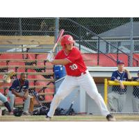Geneva Red Wings outfielder Jack Harris