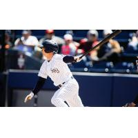 Shane Robinson of the Scranton/Wilkes-Barre RailRiders