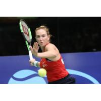 Washington Kastles all-star Madison Brengle delivers in women's doubles