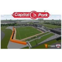 Capital Credit Union Park soccer field renderingsoccer field rendering