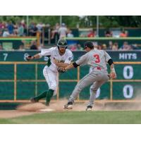 Madison Mallards vs. the Lakeshore Chinooks