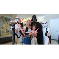 Star Wars Night with the Maine Mammoths