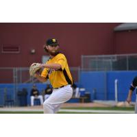 Sussex County Miners pitcher Michael Wagner