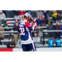 James Pannell of the Boston Cannons