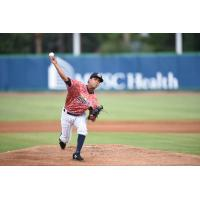 Charleston RiverDogs pitcher Deivi Garcia