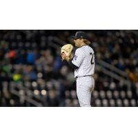 Scranton/Wilkes-Barre RailRiders pitcher Chance Adams