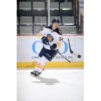 Norfolk Admirals forward Matt McMorrow