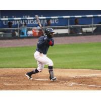 Irving Falu's two-run single in the fifth inning helped push the Syracuse Chiefs past the PawSox Tuesday