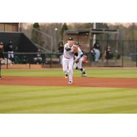 Jackson Generals make a throw to first
