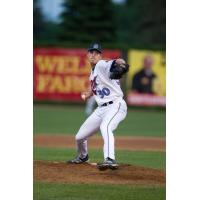Former St. Cloud Rox pitcher Alex McRae