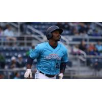 Everett AquaSox outfielder Josh Stowers
