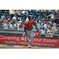 Matt Reynolds of the Syracuse Chiefs had two hits and an RBI Sunday