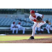 Florida Fire Frogs pitcher Connor Johnstone