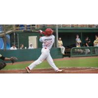 Acadiana Cane Cutters outfielder Kyle Bayles