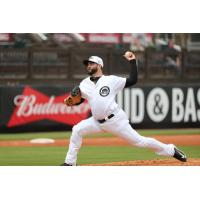 Jackson Generals pitcher Kirby Bellow