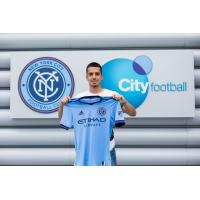 Daniel Bedoya of New York City FC