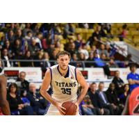 Derek Hall of the KW Titans