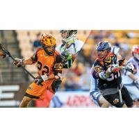 Kevin Rice and Christian Cuccinello of the Atlanta Blaze