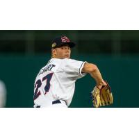 Lakewood BlueClaws pitcher Will Stewart
