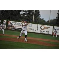 St. Cloud Rox pitcher Will Warren delivers