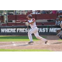 Wisconsin Rapids Rafters catcher Jake Dunham