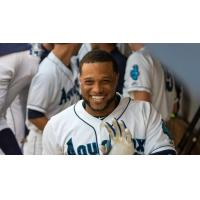 Robinson Cano with the Everett AquaSox