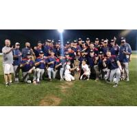 Valley Blue Sox celebrate NECBL championship