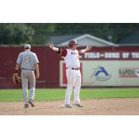 Wisconsin Rapids Rafters on base