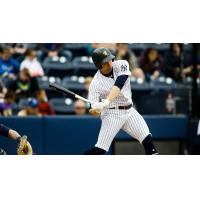 Ryan McBroom of the Scranton/Wilkes-Barre RailRiders