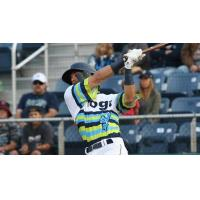 Geoandry Montilla of the Everett AquaSox