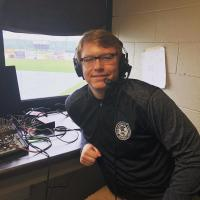 Wisconsin Woodchucks play-by-play announcer Jared Cohen