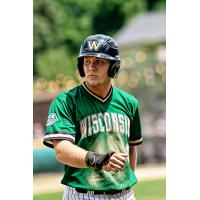 Wisconsin Woodchucks outfielder Zach DeLoach