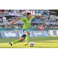 Seattle Sounders FC 2 midfielder Henry Wingo