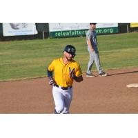 Vallejo Admirals round the bases