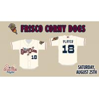Frisco Corny Dogs jerseys