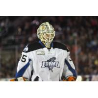 Idaho Steelheads goaltender Ryan Faragher